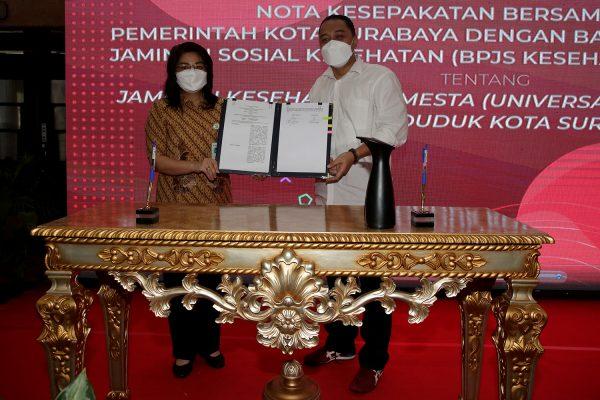 Mulai April 2021, Warga Surabaya Cukup Pakai KTP untuk ...